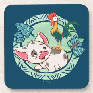 Moana   Pua & Heihei Voyagers Coaster