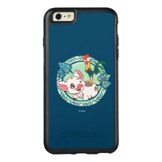Moana | Pua & Heihei Voyagers OtterBox iPhone 6/6s Plus Case