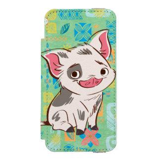 Moana   Pua - I'm No Bacon Incipio Watson™ iPhone 5 Wallet Case
