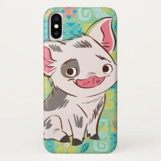 Moana | Pua - I'm No Bacon iPhone X Case