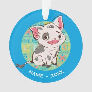 Moana | Pua - I'm No Bacon Ornament