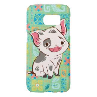 Moana | Pua - I'm No Bacon Samsung Galaxy S7 Case