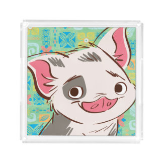 Moana | Pua - I'm No Bacon Serving Tray