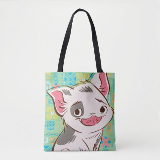 Moana   Pua - I'm No Bacon Tote Bag