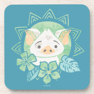 Moana | Pua - Not For Eating Beverage Coasters