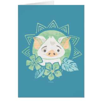 Moana | Pua - Not For Eating Card