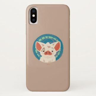 Moana | Pua The Pig iPhone X Case