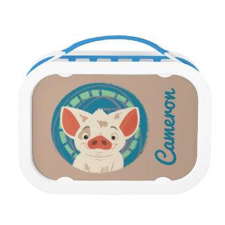 Moana | Pua The Pig Lunchboxes