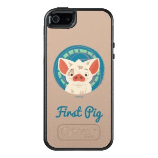 Moana | Pua The Pig OtterBox iPhone 5/5s/SE Case