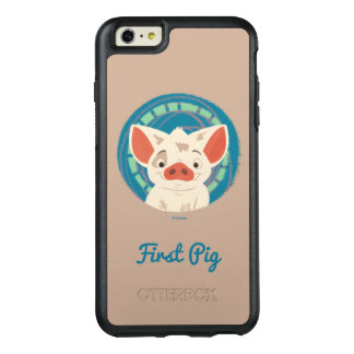 Moana | Pua The Pig OtterBox iPhone 6/6s Plus Case