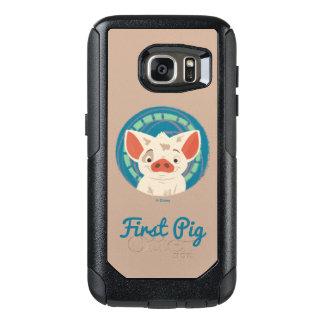 Moana | Pua The Pig OtterBox Samsung Galaxy S7 Case