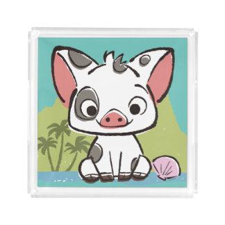 Moana | Pua The Pot Bellied Pig  Perfume Tray