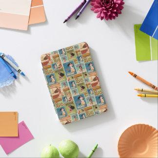 Moana   Retro Poster Pattern iPad Mini Cover