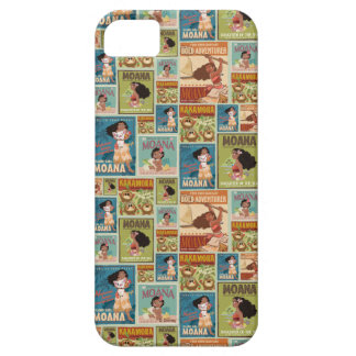 Moana | Retro Poster Pattern iPhone 5 Covers