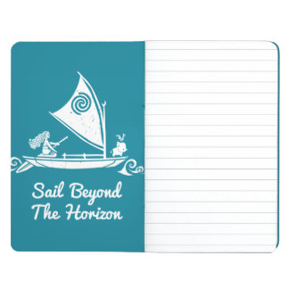 Moana | Sail Beyond The Horizon Journal