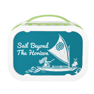 Moana | Sail Beyond The Horizon Lunch Boxes