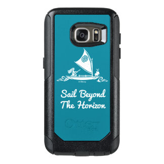 Moana | Sail Beyond The Horizon OtterBox Samsung Galaxy S7 Case