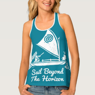 Moana | Sail Beyond The Horizon Tank Top