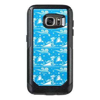 Moana | Sail By The Stars - Pattern OtterBox Samsung Galaxy S7 Case