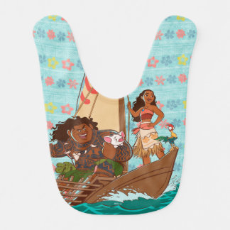 Moana | Set Your Own Course Bib