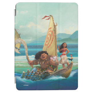Moana | Set Your Own Course iPad Air Cover