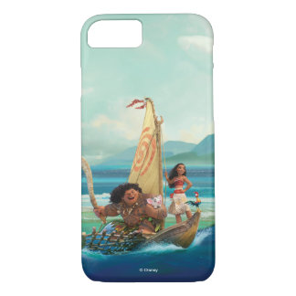 Moana | Set Your Own Course iPhone 7 Case