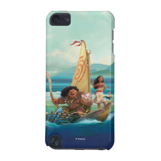 Moana | Set Your Own Course iPod Touch (5th Generation) Covers