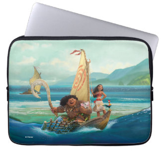 Moana | Set Your Own Course Laptop Sleeve