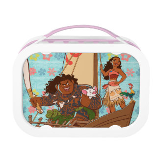 Moana | Set Your Own Course Lunch Box