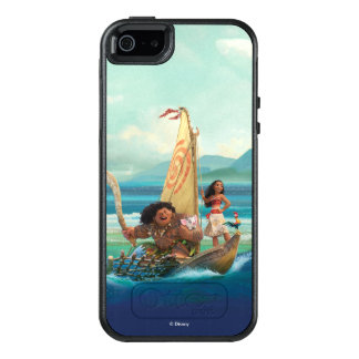 Moana | Set Your Own Course OtterBox iPhone 5/5s/SE Case