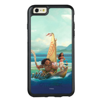 Moana   Set Your Own Course OtterBox iPhone 6/6s Plus Case