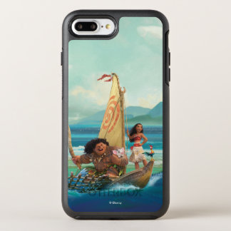 Moana | Set Your Own Course OtterBox Symmetry iPhone 7 Plus Case