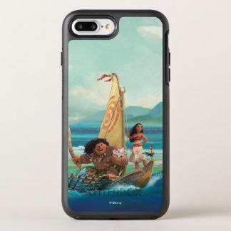 Moana | Set Your Own Course OtterBox Symmetry iPhone 8 Plus/7 Plus Case