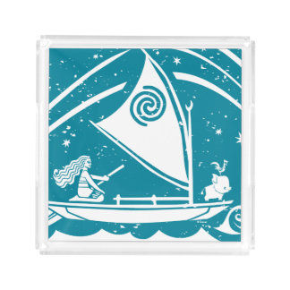 Moana | Star Reader Serving Tray