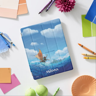 Moana | The Ocean Is Calling iPad Cover