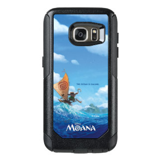 Moana | The Ocean Is Calling OtterBox Samsung Galaxy S7 Case