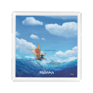 Moana | The Ocean Is Calling Serving Tray