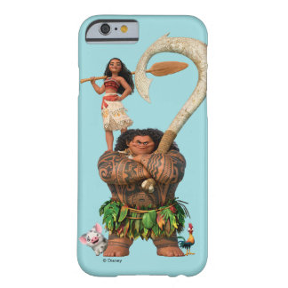 Moana | True To Your Heart Barely There iPhone 6 Case