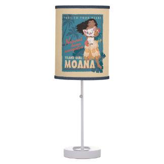 Moana | True to Your Heart Desk Lamp