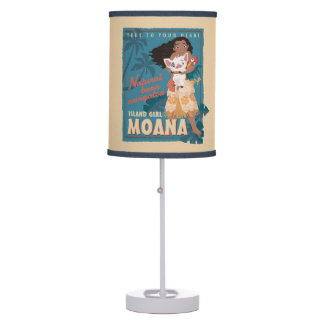 Moana | True to Your Heart Table Lamp