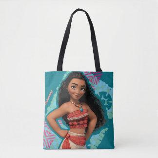Moana | Vintage Island Girl Tote Bag