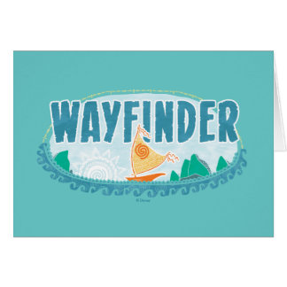 Moana | Wayfinder Card