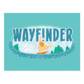 Moana | Wayfinder Postcard