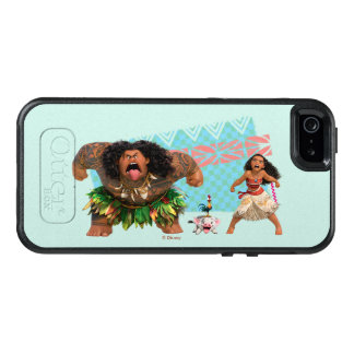 Moana | We Are All Voyagers OtterBox iPhone 5/5s/SE Case