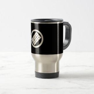 Moat tail eye joining travel mug