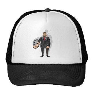 Mob Boss Trucker Hat