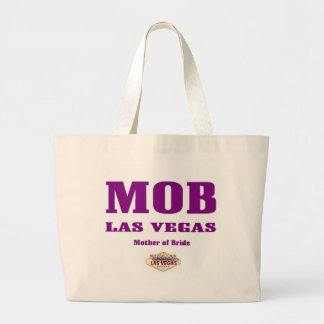 "MOB ""Mother of Bride"" Las Vegas Classic Tote Bag"