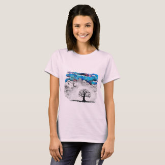 "Mobil Gallery ""tree"" T-Shirt"