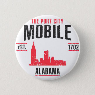 Mobile 2 Inch Round Button