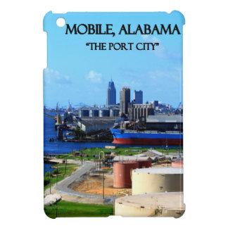 MOBILE, ALABAMA - The Port City Cover For The iPad Mini